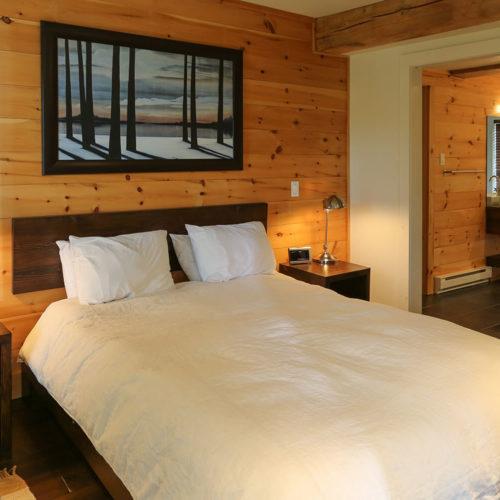 Condo - Chalets rentals - Côté Nord Tremblant - Bedroom 01