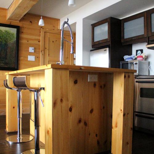 Condo - Chalets rentals - Côté Nord Tremblant - Kitchen 02