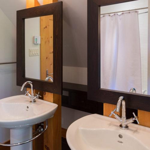 Contemporary - Chalets rentals - Côté Nord Tremblant - Bathroom
