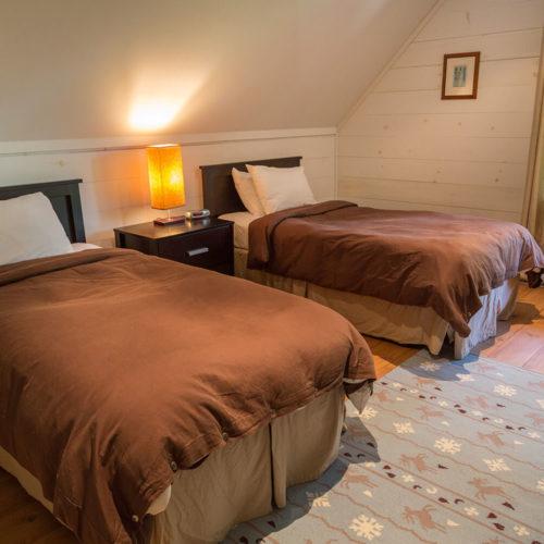 Contemporary - Chalets rentals - Côté Nord Tremblant - Bedroom 02