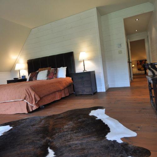 Contemporary - Chalets rentals - Côté Nord Tremblant - Master bedroom