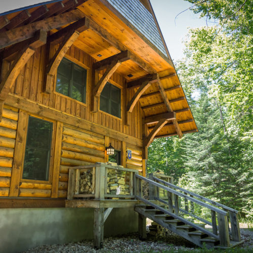Contemporary - Chalets rentals - Côté Nord Tremblant - Outside 04