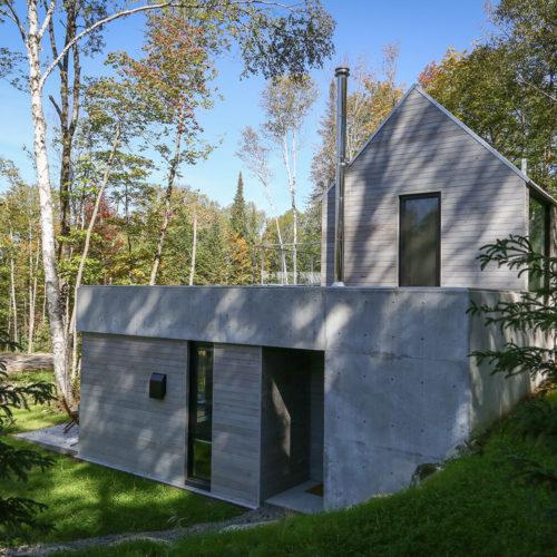Spahaus - Chalets rentals - Côté Nord Tremblant - Exterior