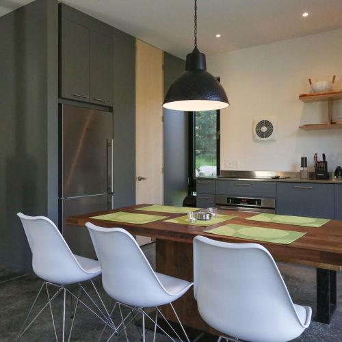 Spahaus - Chalets rentals - Côté Nord Tremblant - Kitchen