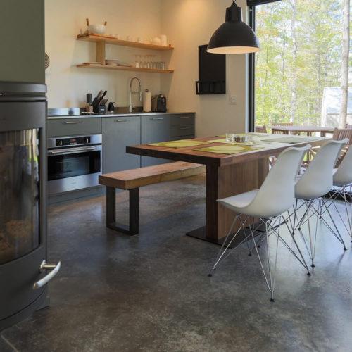 Spahaus - Chalets rentals - Côté Nord Tremblant - Kitchen 02