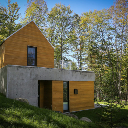 Spahaus - Chalets rentals - Côté Nord Tremblant - Outside 03