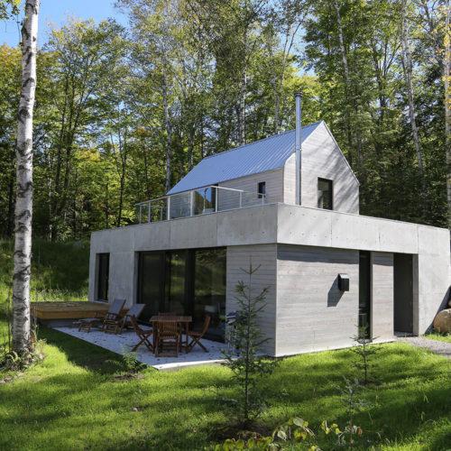 Spahaus - Chalets rentals - Côté Nord Tremblant - Outside 04