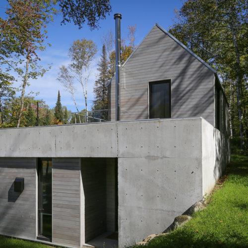 Spahaus - Chalets rentals - Côté Nord Tremblant - Outside 06